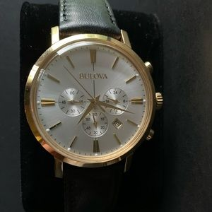 Bulova Gold Dress Watch